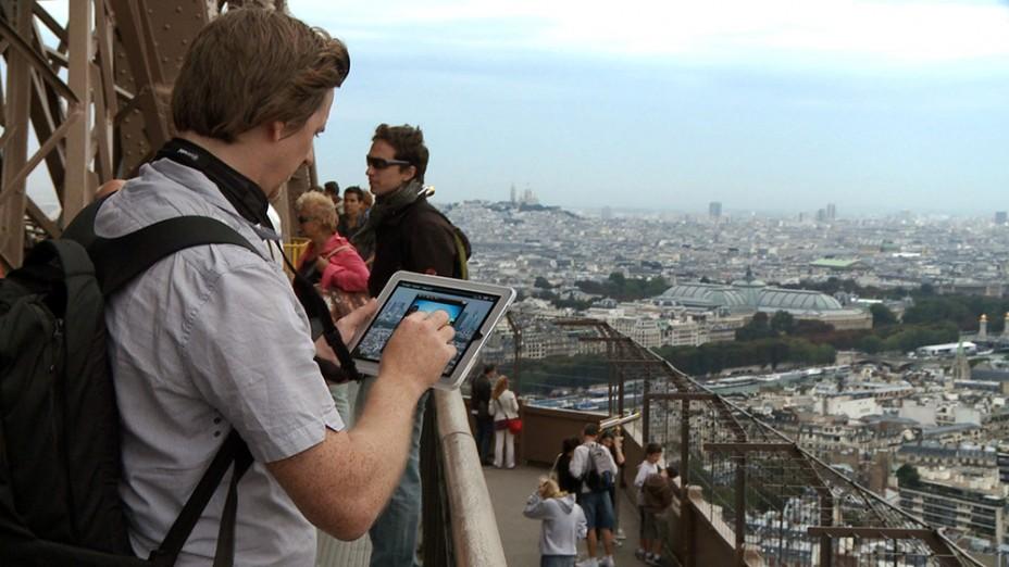 Digiguide Eiffel App