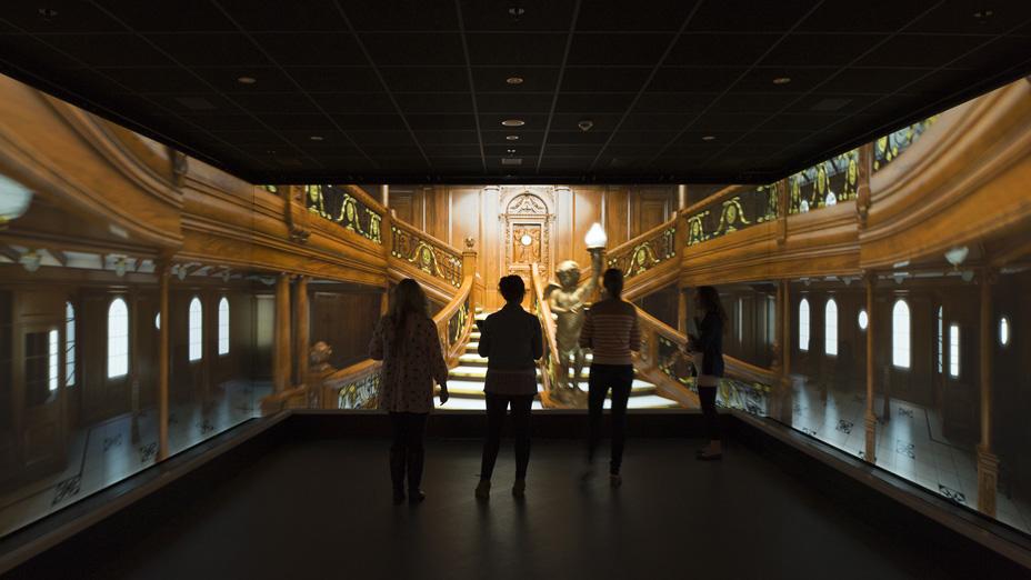 Titanic Belfast Av Installations Interactives 171 Iso