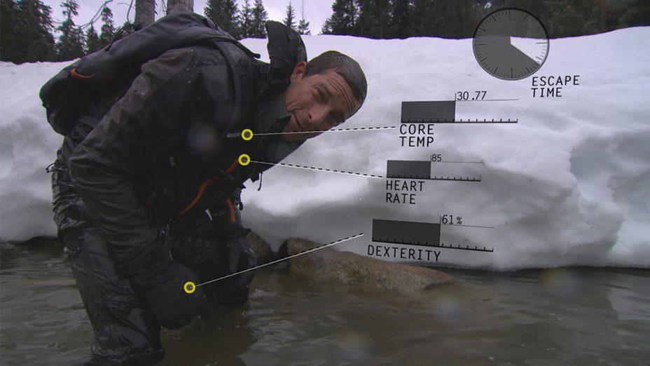Bear Grylls Titles Snow