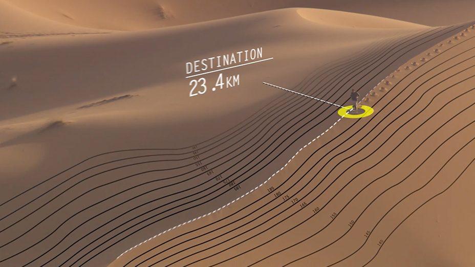 Bear Grylls Desert