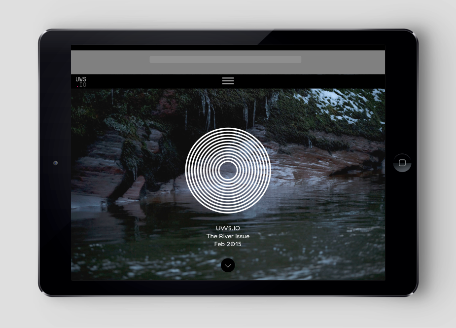 UWS.io River Issue