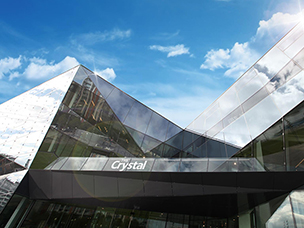 ISODESIGN The Crystal exterior thumb