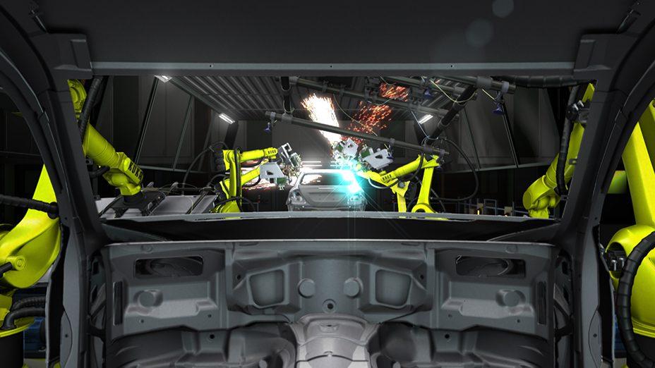 ISODESIGN MB World 3D film robots