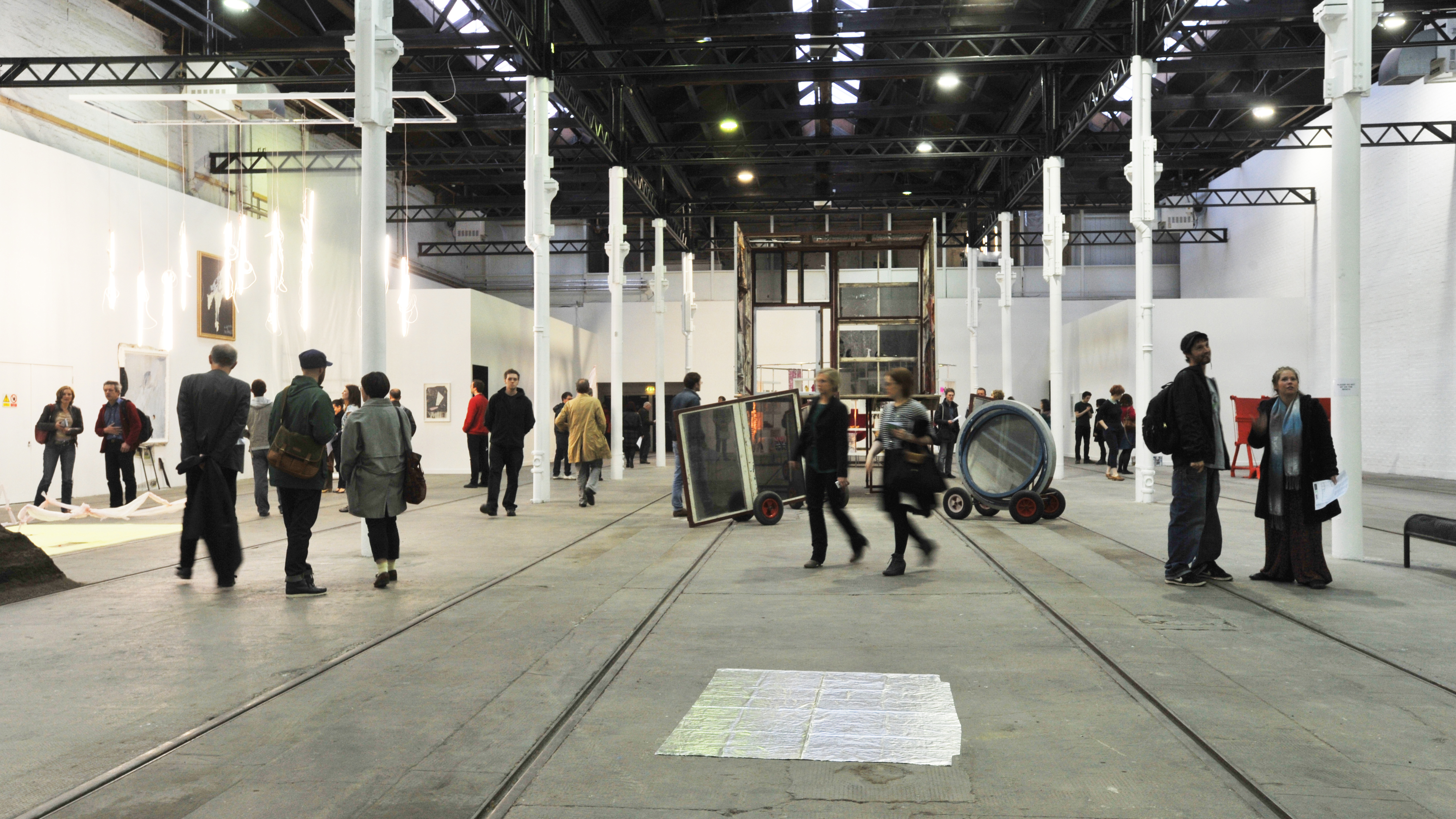 Tramway T2 - British Art Show (c) Tramway copy